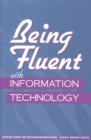 Being Fluent with Information Technology - eBook