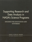 Supporting Research and Data Analysis in NASA's Science Programs : Engines for Innovation and Synthesis - eBook