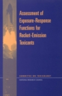 Assessment of Exposure-Response Functions for Rocket-Emission Toxicants - eBook