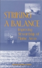 Striking a Balance : Improving Stewardship of Marine Areas - eBook