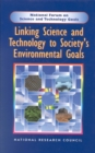 Linking Science and Technology to Society's Environmental Goals - eBook