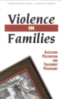 Violence in Families : Assessing Prevention and Treatment Programs - eBook