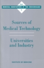 Sources of Medical Technology : Universities and Industry - eBook