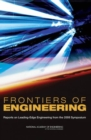 Frontiers of Engineering : Reports on Leading-Edge Engineering from the 2008 Symposium - eBook