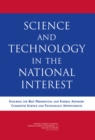 Science and Technology in the National Interest : Ensuring the Best Presidential and Federal Advisory Committee Science and Technology Appointments - eBook