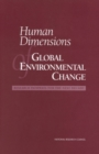 Human Dimensions of Global Environmental Change : Research Pathways for the Next Decade - eBook