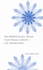 The GEWEX Global Water Vapor Project (GVaP)--U.S. Opportunities - eBook