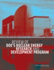 Review of DOE's Nuclear Energy Research and Development Program - eBook
