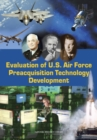 Evaluation of U.S. Air Force Preacquisition Technology Development - eBook