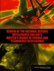 Review of the National Defense Intelligence College's Master's Degree in Science and Technology Intelligence - eBook