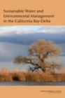 Sustainable Water and Environmental Management in the California Bay-Delta - eBook