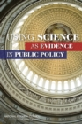 Using Science as Evidence in Public Policy - eBook