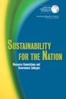 Sustainability for the Nation : Resource Connections and Governance Linkages - eBook