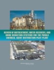 Review of Biotreatment, Water Recovery, and Brine Reduction Systems for the Pueblo Chemical Agent Destruction Pilot Plant - eBook