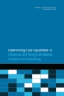Determining Core Capabilities in Chemical and Biological Defense Science and Technology - eBook