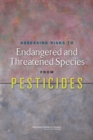 Assessing Risks to Endangered and Threatened Species from Pesticides - eBook