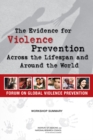 The Evidence for Violence Prevention Across the Lifespan and Around the World : Workshop Summary - eBook
