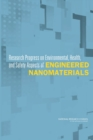 Research Progress on Environmental, Health, and Safety Aspects of Engineered Nanomaterials - eBook