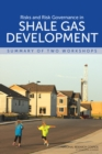 Risks and Risk Governance in Shale Gas Development : Summary of Two Workshops - eBook