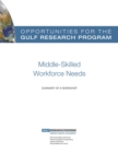 Opportunities for the Gulf Research Program: Middle-Skilled Workforce Needs : Summary of a Workshop - eBook