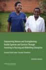 Empowering Women and Strengthening Health Systems and Services Through Investing in Nursing and Midwifery Enterprise : Lessons from Lower-Income Countries: Workshop Summary - eBook