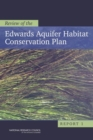 Review of the Edwards Aquifer Habitat Conservation Plan : Report 1 - eBook