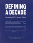 Defining a Decade : Envisioning CSTB's Second 10 Years - eBook