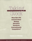 Taking Stock : Summary of a Workshop - eBook