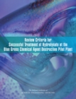 Review Criteria for Successful Treatment of Hydrolysate at the Blue Grass Chemical Agent Destruction Pilot Plant - eBook