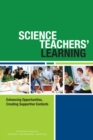 Science Teachers' Learning : Enhancing Opportunities, Creating Supportive Contexts - eBook