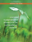 Fostering Transformative Research in the Geographical Sciences - eBook