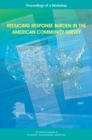 Reducing Response Burden in the American Community Survey : Proceedings of a Workshop - eBook