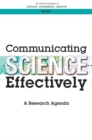 Communicating Science Effectively : A Research Agenda - eBook