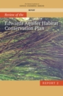 Review of the Edwards Aquifer Habitat Conservation Plan : Report 2 - eBook