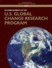 Accomplishments of the U.S. Global Change Research Program - eBook