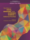 The Value of Social, Behavioral, and Economic Sciences to National Priorities : A Report for the National Science Foundation - eBook