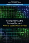 Reengineering the Census Bureau's Annual Economic Surveys - eBook