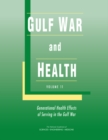 Gulf War and Health : Volume 11: Generational Health Effects of Serving in the Gulf War - eBook