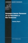 Government-Industry Partnerships for the Development of New Technologies - eBook