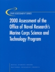 2000 Assessment of the Office of Naval Research's Marine Corps Science and Technology Program - eBook