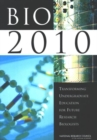 BIO2010 : Transforming Undergraduate Education for Future Research Biologists - eBook