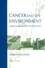 Cancer and the Environment : Gene-Environment Interaction - eBook