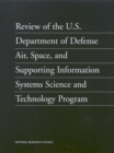 Review of the U.S. Department of Defense Air, Space, and Supporting Information Systems Science and Technology Program - eBook