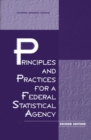 Principles and Practices for a Federal Statistical Agency : Second Edition - eBook