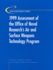 1999 Assessment of the Office of Naval Research's Air and Surface Weapons Technology Program - eBook