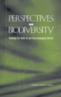 Perspectives on Biodiversity : Valuing Its Role in an Everchanging World - eBook