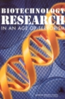 Biotechnology Research in an Age of Terrorism - eBook