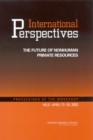 International Perspectives : The Future of Nonhuman Primate Resources: Proceedings of the Workshop Held April 17-19, 2002 - eBook