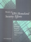 Review of EPA Homeland Security Efforts : Safe Buildings Program Research Implementation Plan - eBook