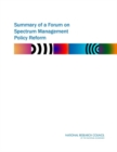 Summary of a Forum on Spectrum Management Policy Reform - eBook